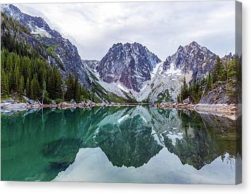 Colchuck Lake Canvas Print
