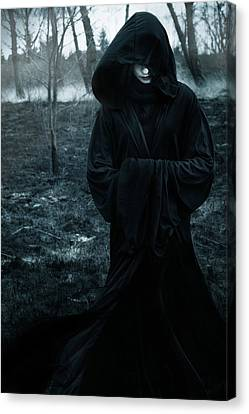 Coldnight Canvas Print