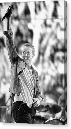 Coldplay13 Canvas Print by Rafa Rivas