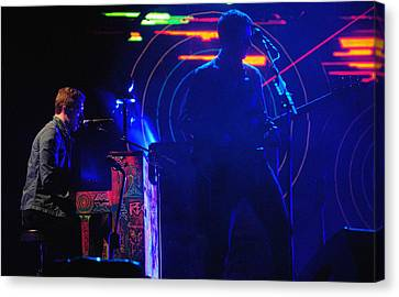 Coldplay2 Canvas Print by Rafa Rivas