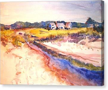 Cole Brook Canvas Print by Joyce Kanyuk
