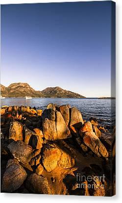 Coles Bay Tasmania Canvas Print
