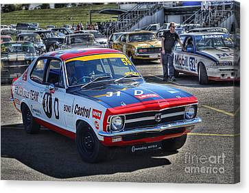 Colin Bond Torana Gtr Canvas Print