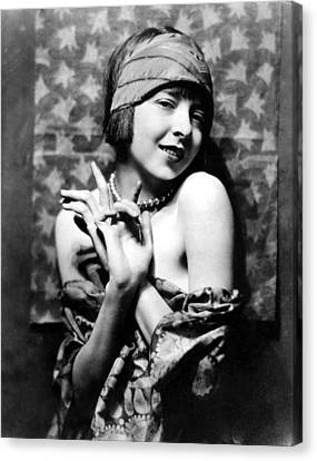 Colleen Moore, Around 1927 Canvas Print by Everett