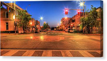 College Street Canvas Print by JC Findley