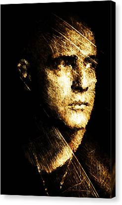 Colonel Kurtz Canvas Print by Andrea Barbieri