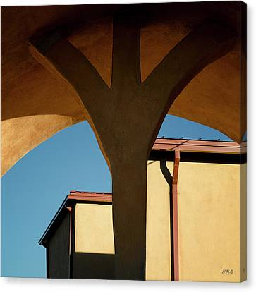 Canvas Print featuring the photograph Color Composite Iv by David Gordon