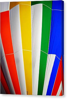 Canvas Print - Color In The Air by Juergen Weiss