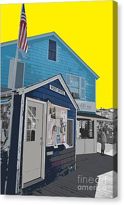 Color Of Cherry Grove Canvas Print by Jost Houk