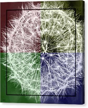 Color Sphere Canvas Print