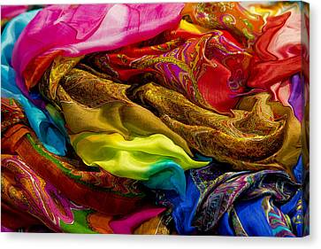 Color Storm Canvas Print