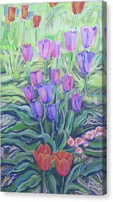 Canvas Print - Color Therapy by Grace Keown