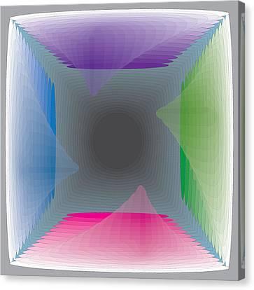 Color Trap 1 Canvas Print