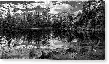 Colorado Calm Canvas Print