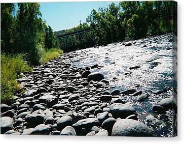 Colorado Cool Canvas Print by Fred Wilson