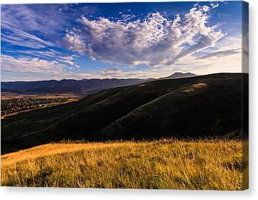 Colorado Landscape Canvas Print by Jonathan Gewirtz
