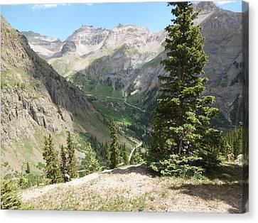 Colorado Mountain 1 Canvas Print