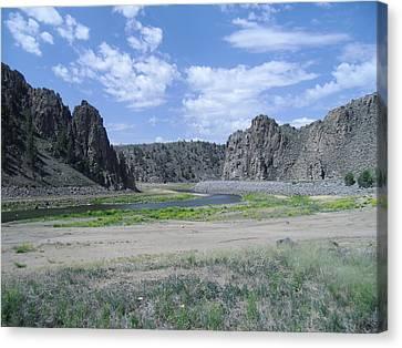 Colorado Mountain 7 Canvas Print