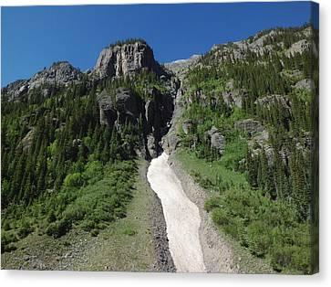 Colorado Mountain 8 Canvas Print