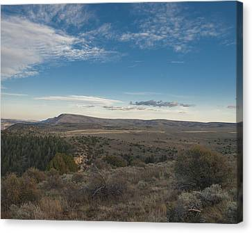 Canvas Print featuring the photograph Colorado Range by Joshua House
