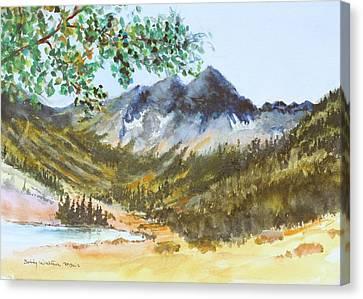 Colorado Wilderness Canvas Print