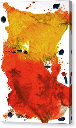 Colorfield Canvas Print by Kruti Shah