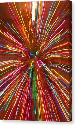 James Insogna Canvas Print - Colorful Abstract Photography by James BO  Insogna