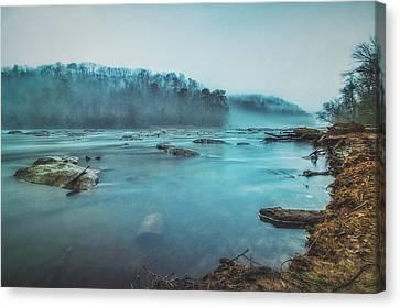 Colorful Fog Canvas Print