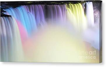 Colors Canvas Print by Kathleen Struckle