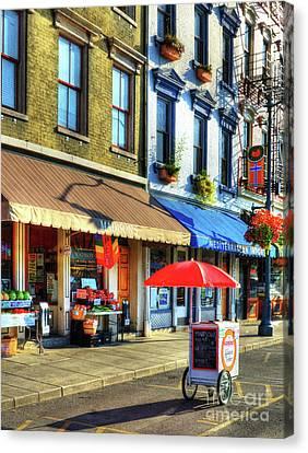 Colors Of Cincinnati 2 Canvas Print