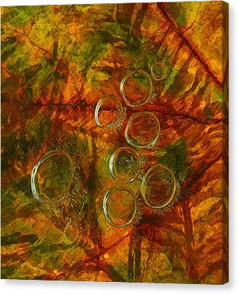 Canvas Print featuring the photograph Colors Of Nature 10 by Sami Tiainen