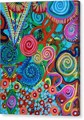 Colossal Undertaking Canvas Print