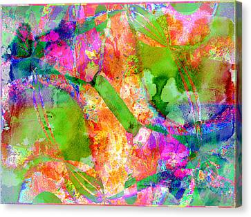 Colour Canvas Print by Contemporary Art