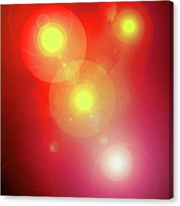 Colour-light No. 01 Canvas Print by Ramon Labusch