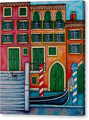 Canvas Print - Colours Of Venice by Lisa  Lorenz