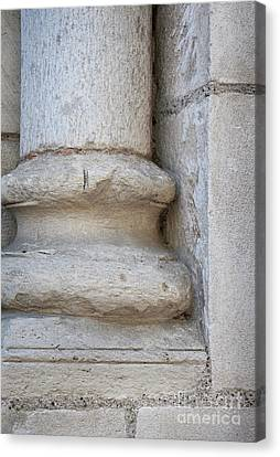 Column Plinth Canvas Print