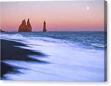 Come Ashore II Canvas Print by Jon Glaser