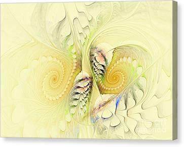 Come Dance With Me Canvas Print by Deborah Benoit