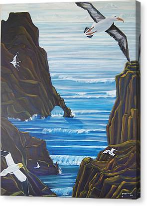 Come Fly With Us Canvas Print by George Chacon