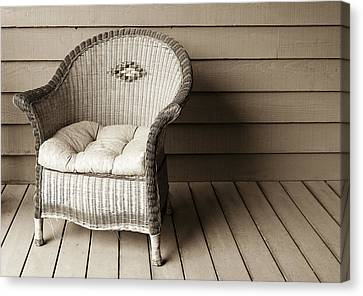 Come Sit With Me Canvas Print by Marilyn Hunt