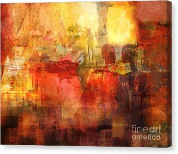 Come Together Canvas Print by Lutz Baar