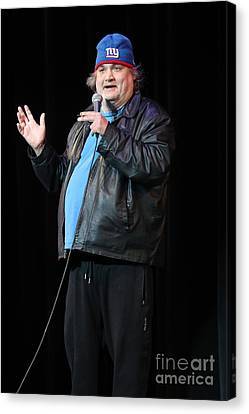 Comedian Artie Lange Canvas Print by Concert Photos