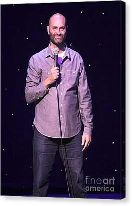 Comedian Ted Alexandro Canvas Print by Concert Photos