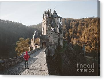Coming Home Canvas Print by JR Photography