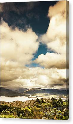 Coming Storms Canvas Print by Jorgo Photography - Wall Art Gallery