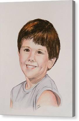 Commissioned Portrait 1 Canvas Print