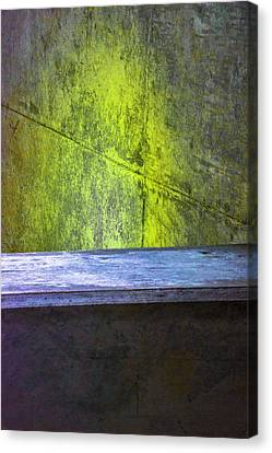 Concrete Love Canvas Print by Raymond Kunst