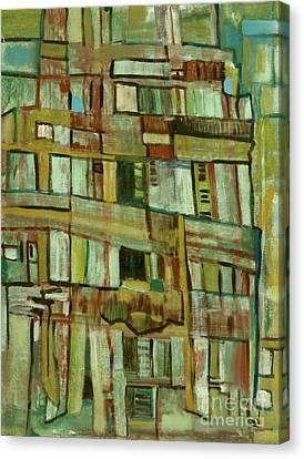 Condo Canvas Print by Paul McKey