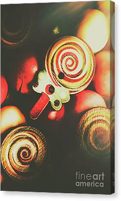 Confection Nostalgia Canvas Print by Jorgo Photography - Wall Art Gallery