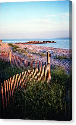 Connecticut Summer Canvas Print by John Scates